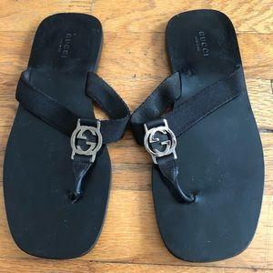 Gucci Thong Slides